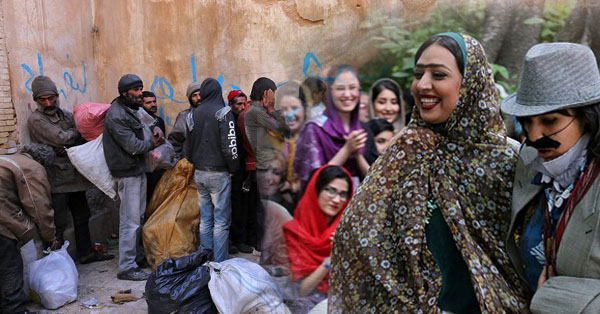 شوک درمانی جشنواره سی راه…